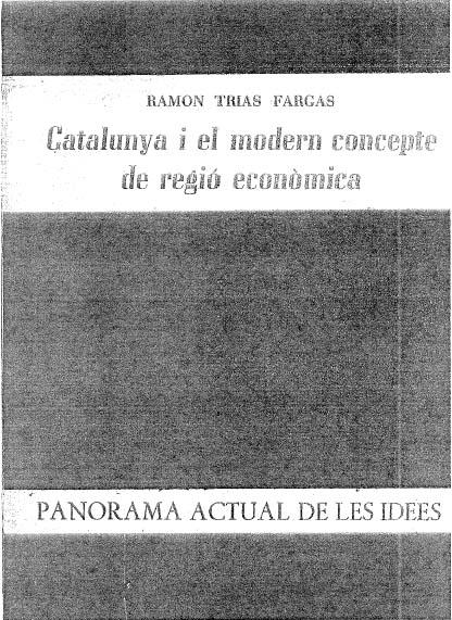 Concepte regió econòmica